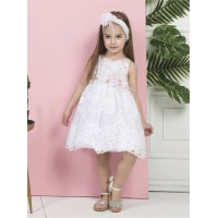 Mi Chiamo Φόρεμα Βάπτισης Κ 4285-Λ