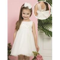 Mi Chiamo Φόρεμα Βάπτισης Κ 4288-Ε