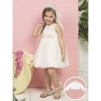Mi Chiamo Φόρεμα Βάπτισης Κ 4291