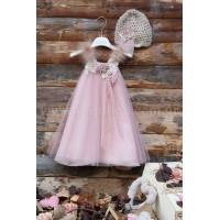 Φόρεμα Βάπτισης Mi Chiamo K3750