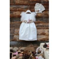 Mi Chiamo Φόρεμα Βάπτισης K3751
