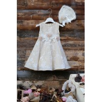 Φόρεμα Βάπτισης Mi Chiamo K3753