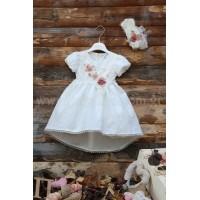 Φόρεμα Βάπτισης Mi Chiamo K3766