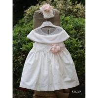 Φόρεμα Βάπτισης Mi Chiamo 4122