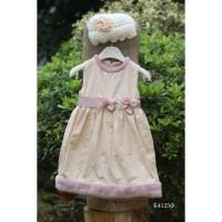 Φόρεμα Βάπτισης Mi Chiamo 4125