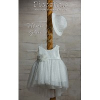 Piccolino Φόρεμα Βάπτισης DR19S26 VITORIA