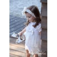 Φόρεμα Βάπτισης Stova Bambini G17