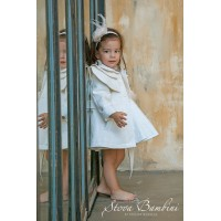 Stova Bambini Παλτό Βάπτισης G4