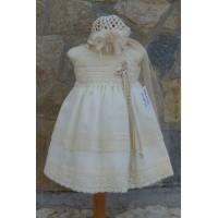 Bebe en Rose Φόρεμα Βάπτισης 66568