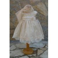 Bebe en Rose Φόρεμα Βάπτισης 66972