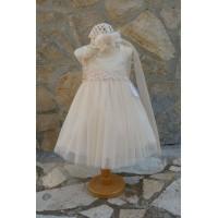 Bebe en Rose Φόρεμα Βάπτισης 67462