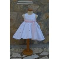 Bebe en Rose Φόρεμα Βάπτισης 68850