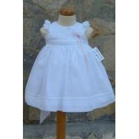 Bebe en Rose Φόρεμα Βάπτισης 69050