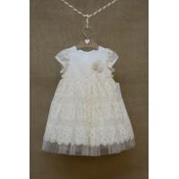 Φόρεμα Βάπτισης Bebe en Rose 827468