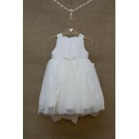Φόρεμα Βάπτισης Bebe en Rose 82978