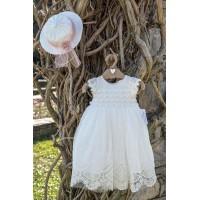 Bebe en Rose Φόρεμα Βάπτισης 91768