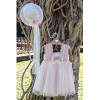 Bebe en Rose Φόρεμα Βάπτισης 95350