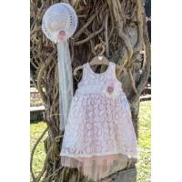 Bebe en Rose Φόρεμα Βάπτισης 96268