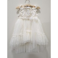 La Christine Φόρεμα Βάπτισης 19K109
