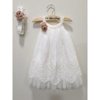 Φόρεμα Βάπτισης La Christine 19K171