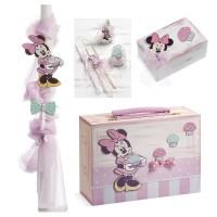 Σετ βάπτισης με Minnie Disney